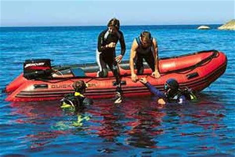 zodiac dive boat the uses of inflatable boats scuba diving and snorkeling