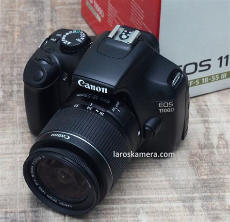Jual Canon 1100d jual kamera dslr canon 1100d second laroskamera