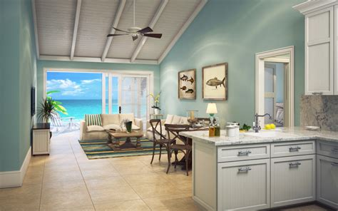 beach home interiors zodev design architectural visualization rendering