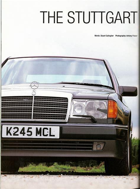 mercedes porsche 500e mercedes 500e audi rs2 gt purely porsche mag 07 2002