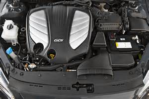 Kia 2014 Engine 2014 Kia Cadenza Engine Photo 4