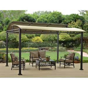 Better Homes And Gardens Gazebo by Better Homes And Gardens Sawyer Cove 12 X 10 Barrel Roof
