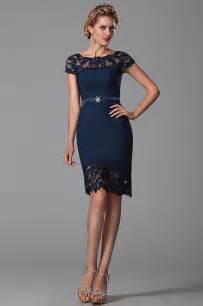 robe magnifique de cocktail soir 233 e courte jacquard bleu
