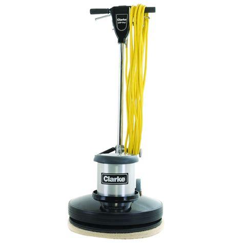 clarke cfp pro 20 high power floor machine unoclean