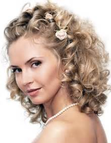 Wedding Hairstyles Curls » Home Design 2017