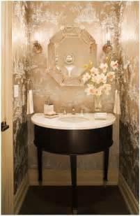 Luxury Powder Room Vanities Wallpaper For Powder Room Ideas 2017 Grasscloth Wallpaper