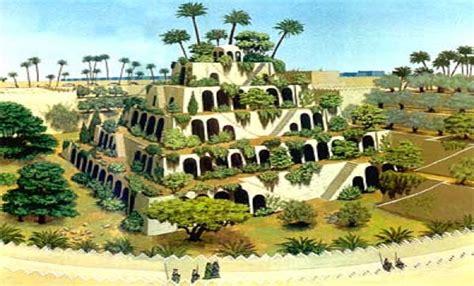 giardini pensili di babilonia foto i due sarchiaponi i giardini pensili di babilonia