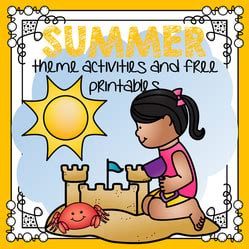 themes of the story all summer in a day songs and rhymes about seasons for preschool pre k and