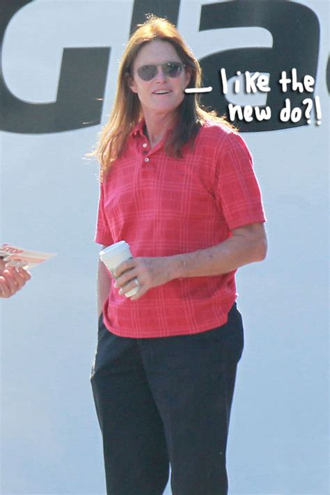 bruce jenner long hair long hair don t care bruce jenner flaunts his enviable