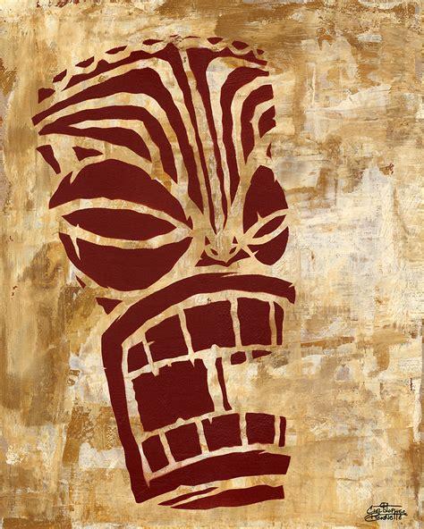 The Tiki Savvy Savage Prints October 2010