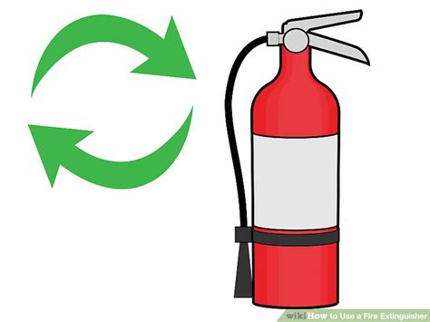 extinguisher clipart how to use a extinguisher 14 steps with pictures