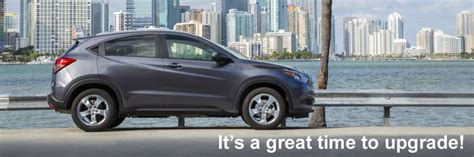 hrv lease specials  offers honda  lincoln