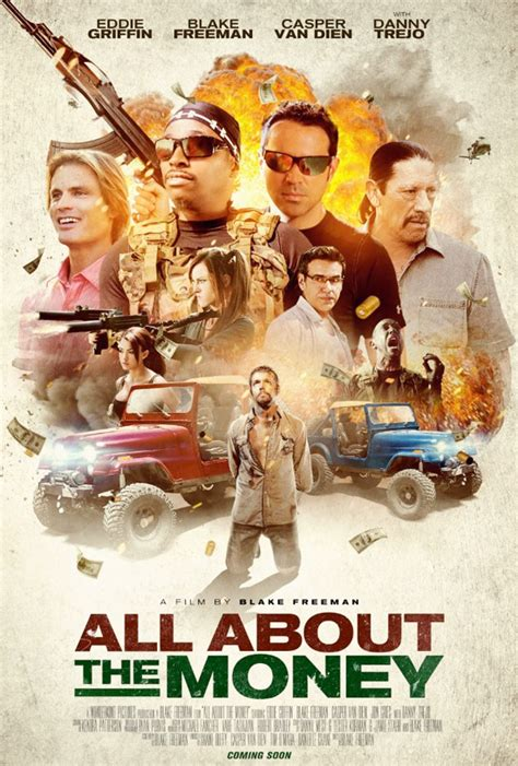 official trailer for ensemble crime comedy film all about the money firstshowing net