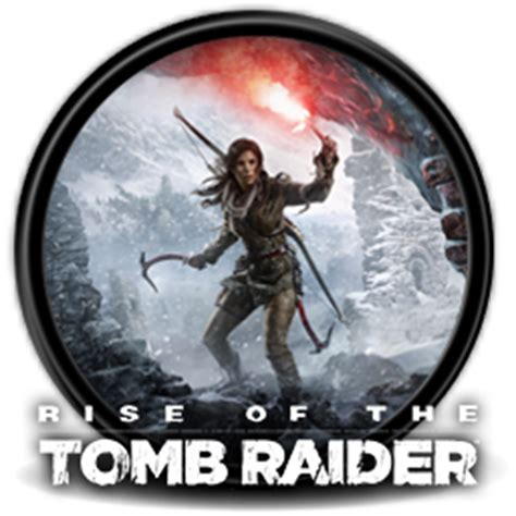 rise of the tomb raider icon by blagoicons on deviantart