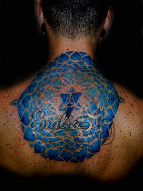 color mandala tattoo balinese tattoo miami
