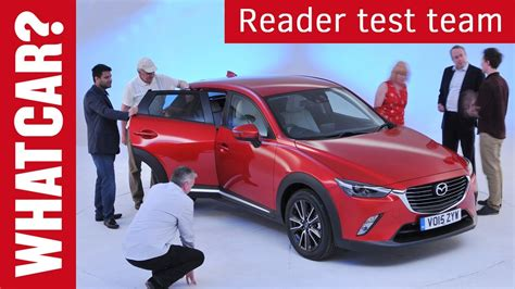 new mazda vehicles new mazda cx 3 reader review what car youtube
