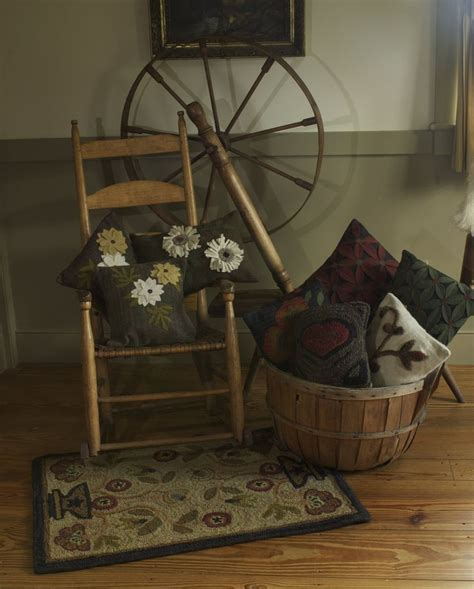 homespice decor primitive home decor braided rugs 189 best images about primitive decorating on pinterest