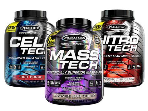 cell tech de muscletech muscletech performance stack nitro tech cell tech mass