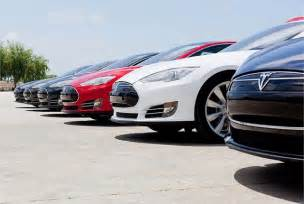 Tesla Electric Car Lease Tesla Starts Leasing Unit For Fleet Buyers Top News