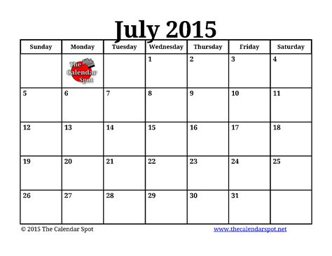 Blank June Calendar 2015 Size Blank Printable Calendar June 2015 Search