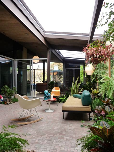 eichler style home dc hillier s mcm daily the art of the eichler