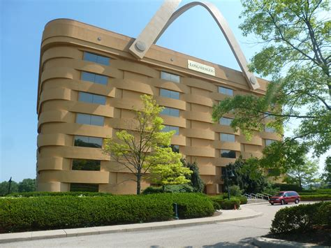 basket building ohio s iconic longaberger basket building headed to