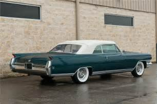 64 Cadillac Eldorado 1964 Cadillac Eldorado Convertible 125228