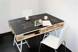 studio table cool tr 232 s facile 224 fairemeuble en palette