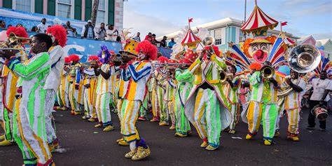 junkanoo celebrate the new year in the bahamas