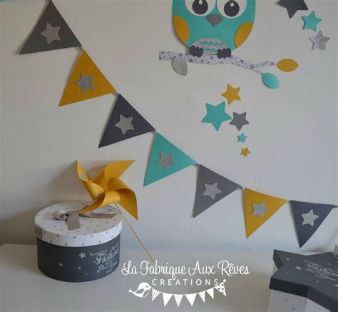 décoration chambre bébé garçon guirlande prenom chambre bebe