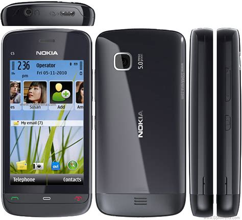 Hp Nokia C 6 nokia c5 04 pictures official photos