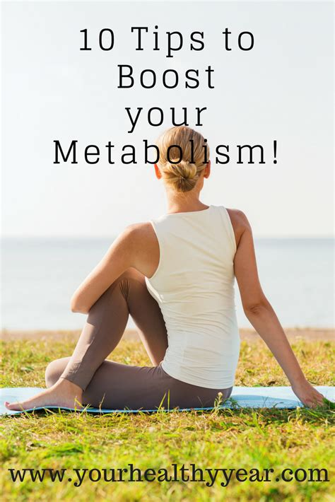 10 Tips To Your Metabolism by Tips To Speed Up Your Metabolism Give Your Metabolism A