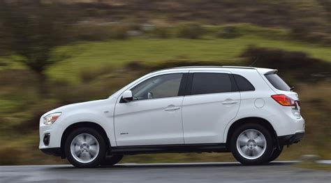 mitsubishi asx 2014 mitsubishi asx 4 1 8 4x4 2014 review by car magazine