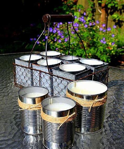candele alla citronella come fare candele alla citronella contro le zanzare