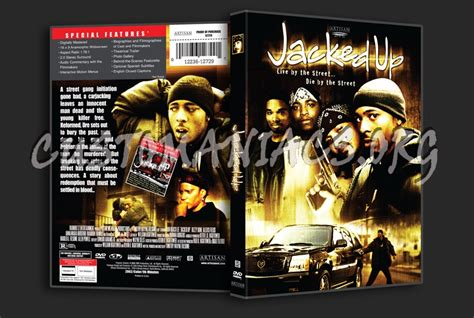 film jacked up jacked up dvd cover dvd covers labels by customaniacs