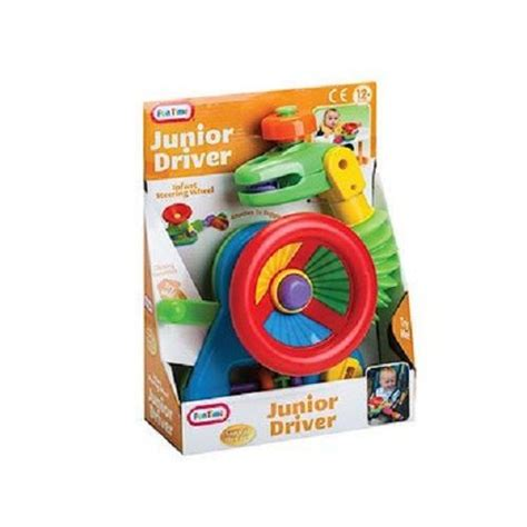 baby steering wheel for car seat junior driver car steering wheel activity for buggy