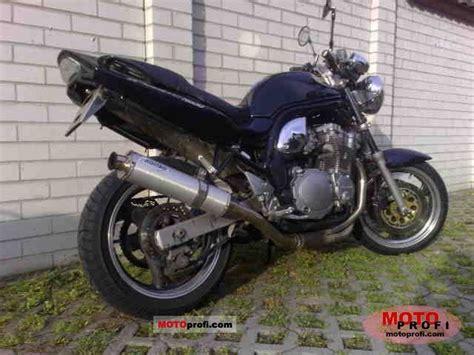 Suzuki Bandit 600 Weight Suzuki Gsf 600 N Bandit 1998 Specs And Photos