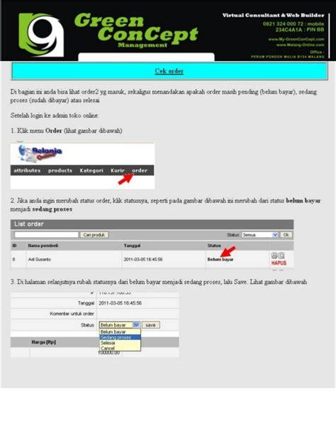 online tutorial net tutorial toko online
