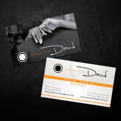 photographer business card showcase of creative business cards with background images