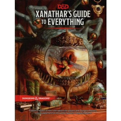 xanathars guide to everything her kan du k 248 be d d xanathar s guide to everything