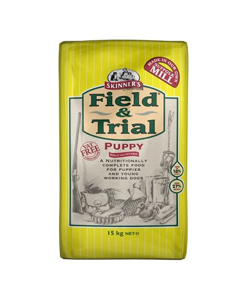 skinners and ready reviews skinners field and trial puppy 15kg