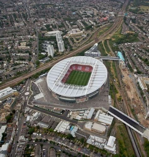 emirates stadium london planning transport for stadiums an international review