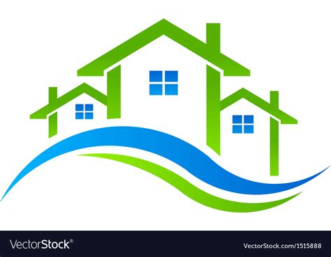 house drawing stock images royalty free images vectors houses real estate logo vector by deskcube image