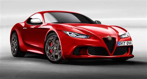 Alfa Romeo Sports Car by Alfa Romeo 6c Sports Car Reportedly Approved For
