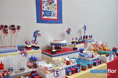 capitan america decoracion ambientacion cotilln fiestas fiesta tem 225 tica capit 225 n am 233 rica servicios y blog sobre