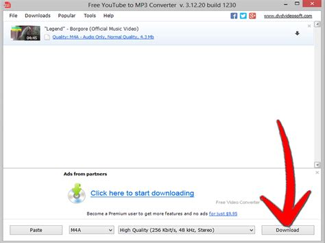 download mp3 from youtube by changing url how to convert youtube to mp3 9 steps with pictures