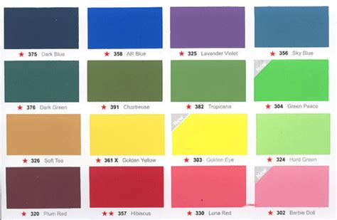 Cat Besi Minyak Kayu Glotex Glo Tex Katalog Warna Cat Dulux Katalog Warna Cat Dulux Car