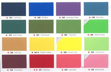 hauptundneben daftar katalog warna cat dulux terbaru