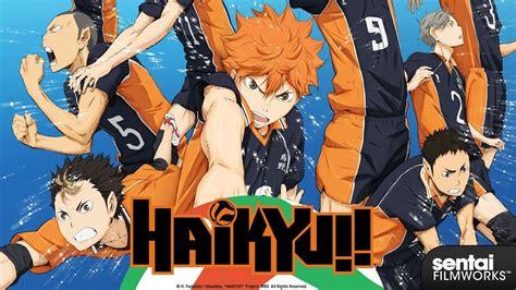 anime haikyuu double sports anime treats baby steps haikyuu world