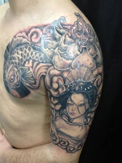 traditional japanese tattoo artist traditional japanese 02 oldies by tokmakhan on